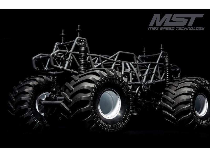MST MTX-1 1/10 Monster Truck RTR - Brushless 2.4G / Body: Chevrolet C10