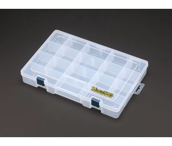 Yokomo YC-12 Parts Case 330x221x50mm