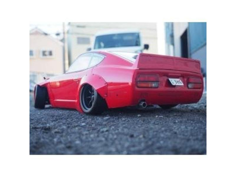 Addiction RC AD018-3 - Nissan Fairlady Z Rocket Bunny PANDEM Body Kit - Duck-Tail Wing