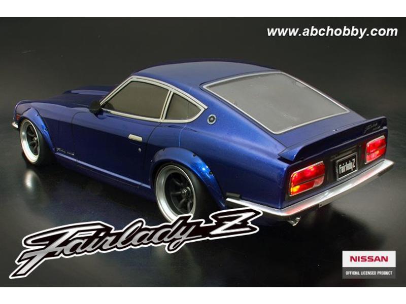 ABC Hobby 66188 - Nissan Fairlady Z (S30 / Wangan) + Over Fender Kit