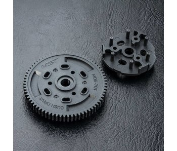 MST Cush Drive Rubber Gear M0.6 / 70T