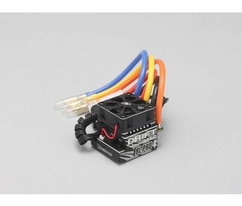 Yokomo BL-PRO4D Speed Controller Drift Spec - Black