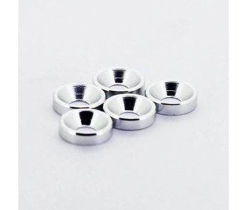 RC OMG Color Pack for Servo Combo (5pcs) - Silver