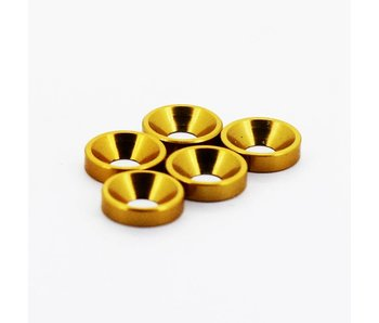RC OMG Color Pack for Servo Combo (5pcs) - Gold