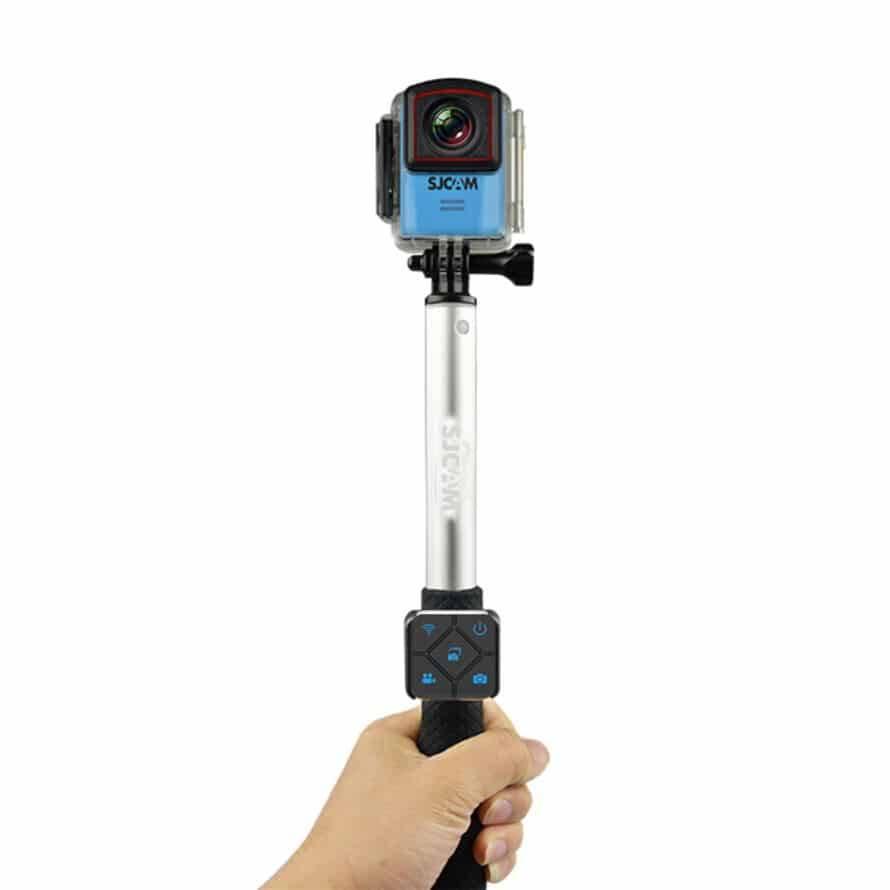 sjcam sjcam rf remote control selfie stick my. Black Bedroom Furniture Sets. Home Design Ideas