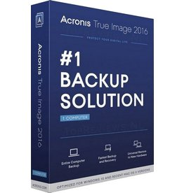 Acronis Acronis True Image 2016 3-PC/MAC