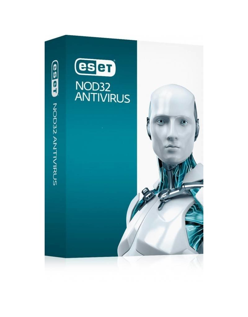 ESET ESET NOD32 Antivirus 1-PC 3 jaar