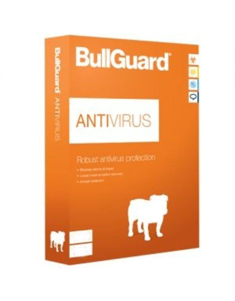 Bullguard BullGuard AntiVirus 1-PC 3 jaar