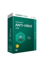 Kaspersky Kaspersky Antivirus 2016 3-PC 2 jaar