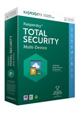 Kaspersky Kaspersky Total Security Multi-Device 2016 5-PC 1 jaar