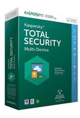 Kaspersky Kaspersky Total Security Multi-Device 2016 1-PC 2 jaar