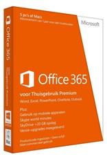 Microsoft Microsoft Office 365 Home 5-PC/MAC 1 jaar