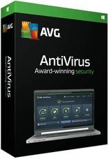 AVG AVG Antivirus 1-PC 2 jaar