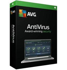 AVG AVG Antivirus 3-PC 1 jaar