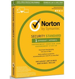 Norton Norton Security Standaard 1-PC 1 jaar