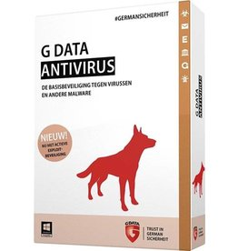 G-Data G-Data Antivirus 1-PC 1 jaar