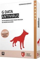 G-Data G-Data Antivirus 3-PC 1 jaar auto-renew