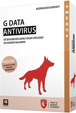 G-Data G-Data Antivirus 3-PC 2 jaar auto-renew