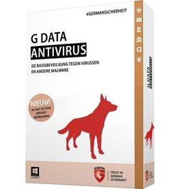 G-Data G-Data Antivirus 3-PC 2 jaar