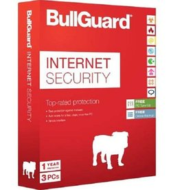 Bullguard BullGuard Internet Security 5-PC 1 jaar