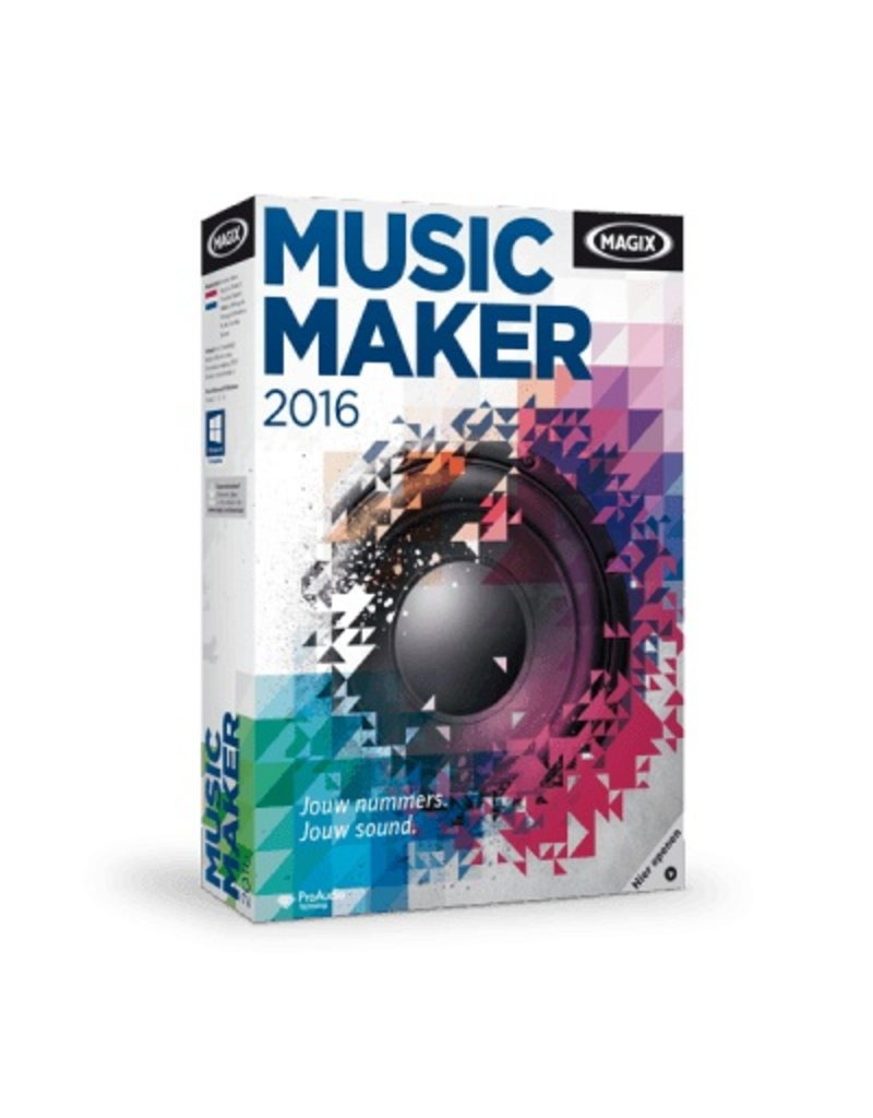 Magix Magix Music Maker 2016