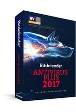 Bitdefender Bitdefender Antivirus Plus 2017 3-PC 3 jaar