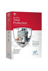 McAfee McAfee Total Protection 3-PC 1 year