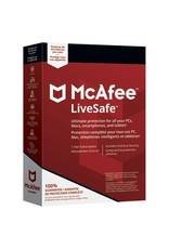 McAfee McAfee LiveSafe (onbeperkt aantal devices)