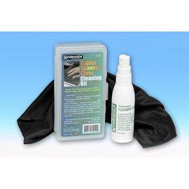 LCK - Kit de nettoyage d'objectifs et de verre