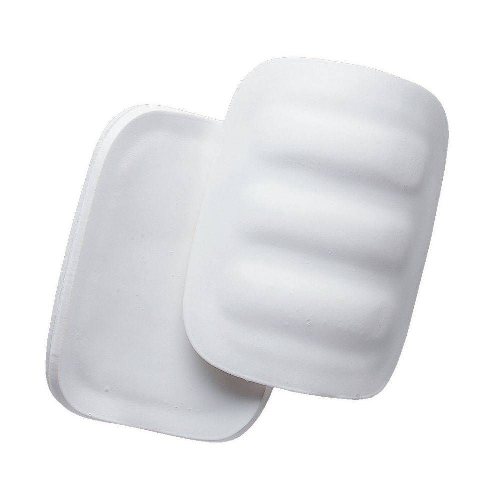 barnett FTP-02 Futbolowy ochraniacz na uda, rozmiar uniwersalny, biały
