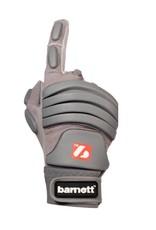 barnett FLG-03 Profesjonalne rękawice dla biegaczy, szare