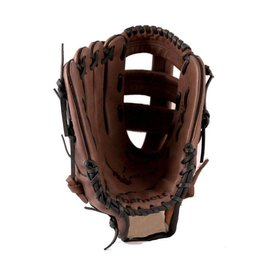 "barnett GL-130 Rękawica baseballowa turniejowa, outfield 13"", skóra naturalna, brązowa"