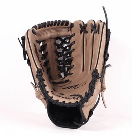 """barnett SL-110 Skórzana rękawica baseballowa infield/outfield, rozmiar 11"""", brązowa"""
