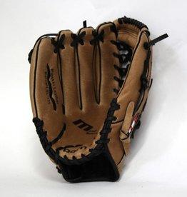 """barnett SL-125 Skórzana rękawica baseballowa infield/outfield, rozmiar 12.5"""", brązowa"""
