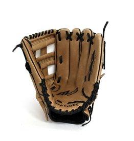 """barnett SL-127 Skórzana rękawica baseballowa infield/outfield, rozmiar 12.7"""", brązowa"""