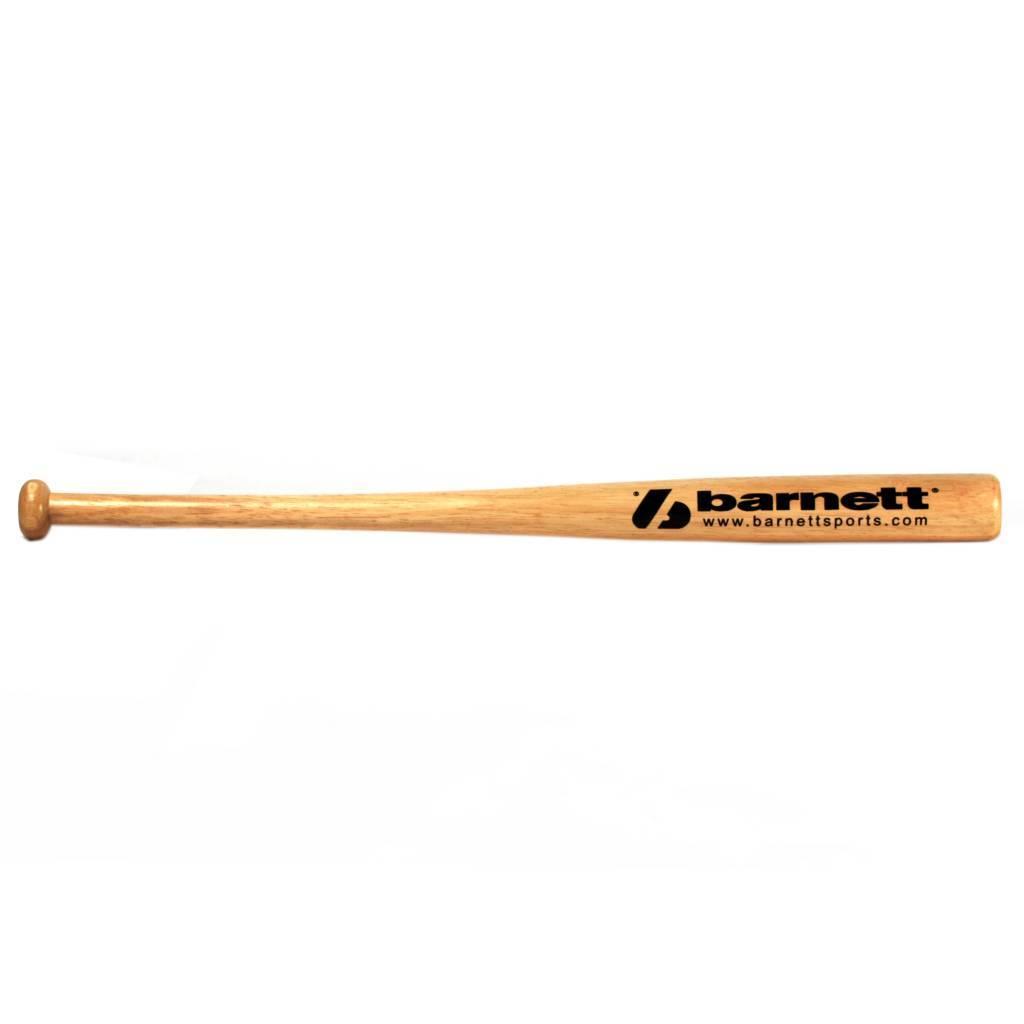 barnett BB-W Drewniany kij baseballowy, dla początkujących