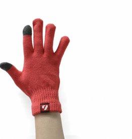 barnett NBG-15 Rękawice wełniane zimowe -5° /-10°, różowe