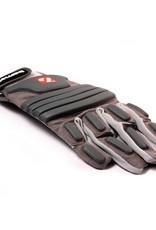barnett FLG-03 Exceptional linemen gloves, OL,DL, grey