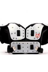 barnett VISION I Football shoulder pad, QB-WR-DB