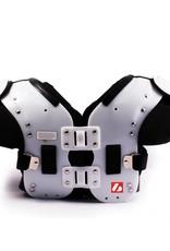 barnett VISION II Football shoulder pad, QB-WR-DB