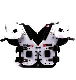 VISION IV Football shoulder pad, FB-LB-TE-OL-DL