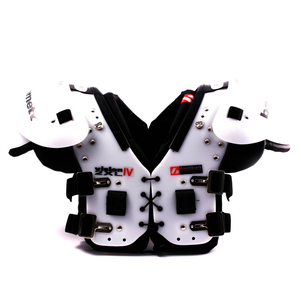 VISION IV Football shoulder pad 0fa72d9f6f116