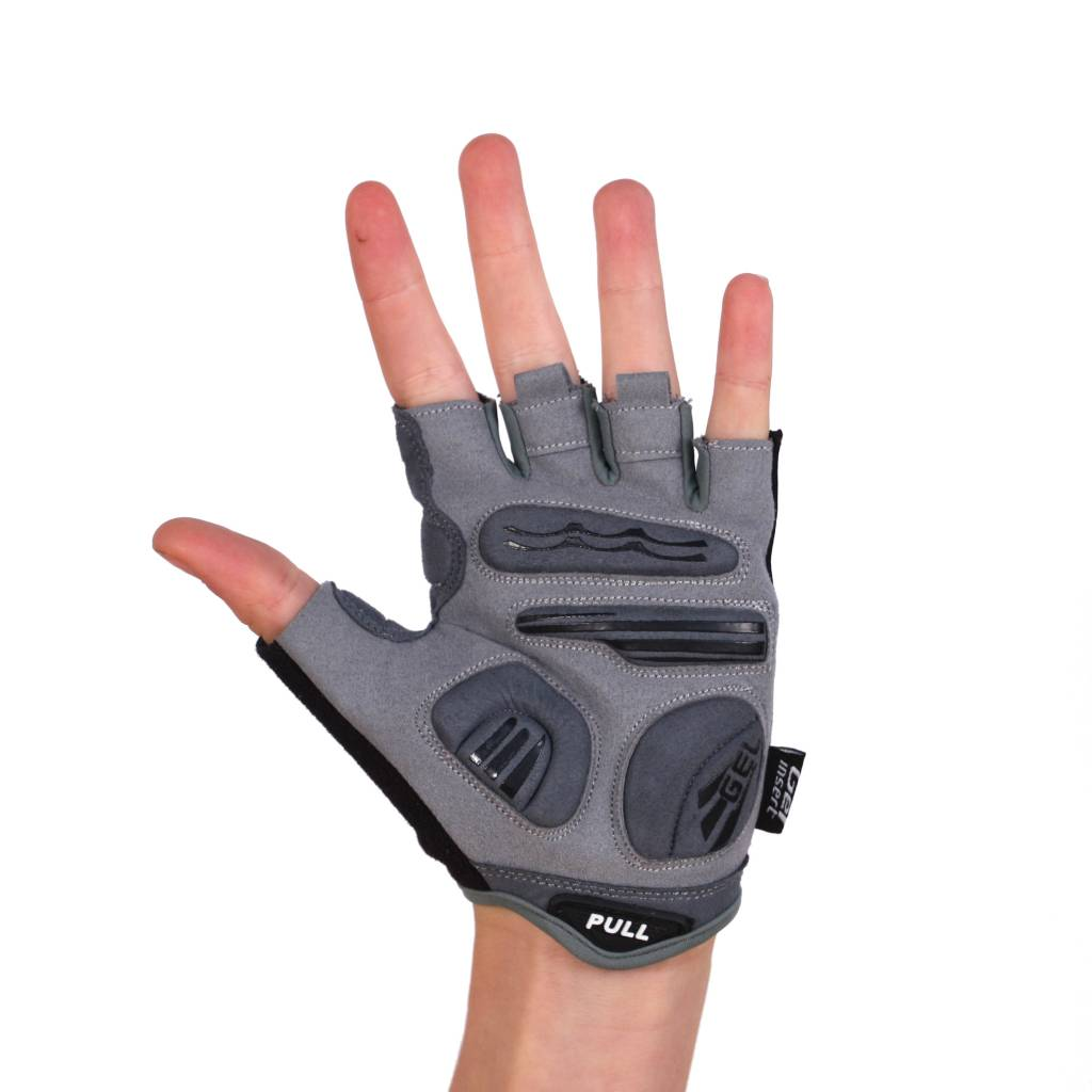 barnett BG-06 Half finger bike gloves, competition
