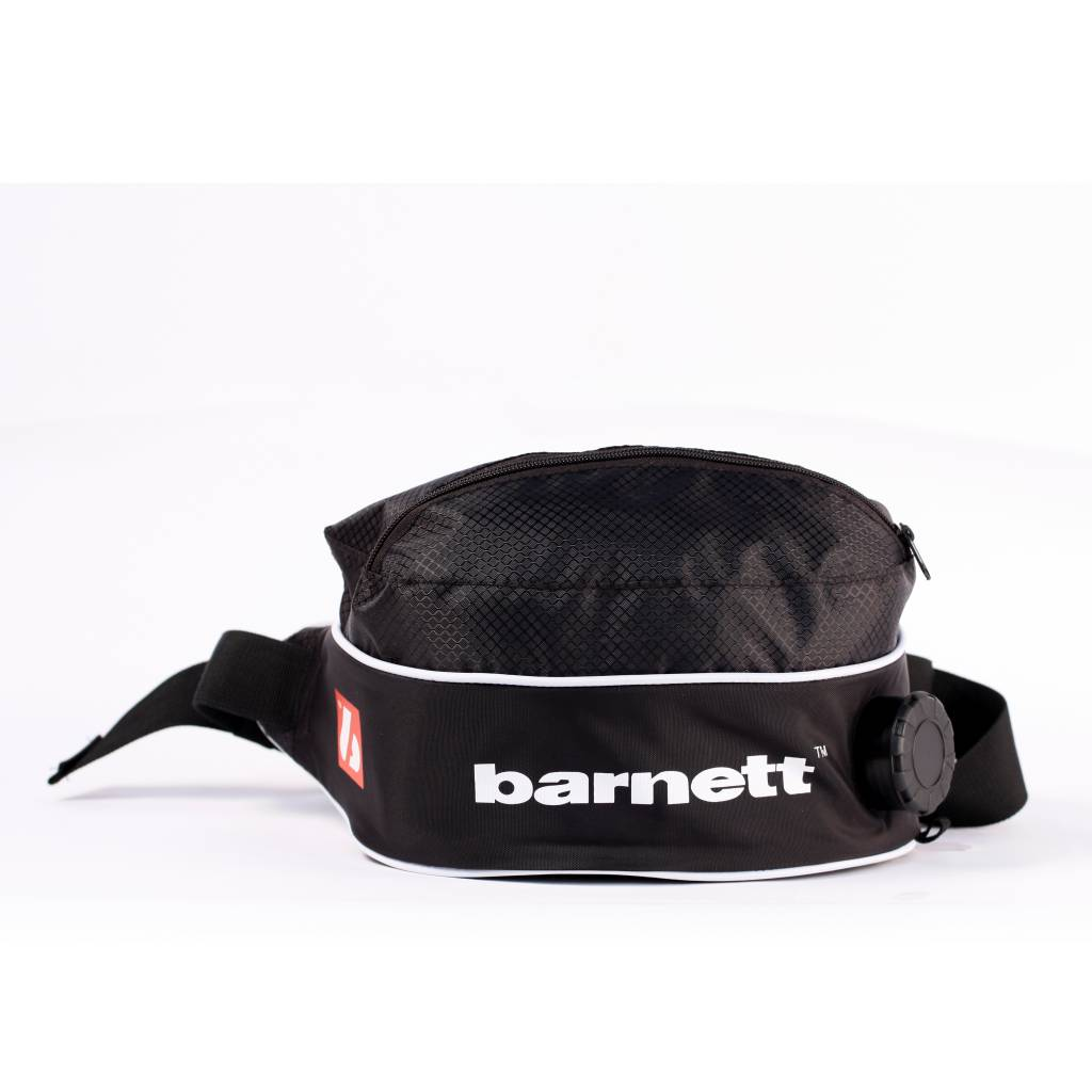 BACKPACK-05 Multifunction Thermic Sports Bottle Waist Bag, Black