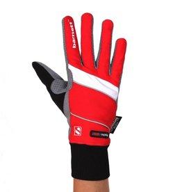 barnett NBG-08 Cross country gloves, red
