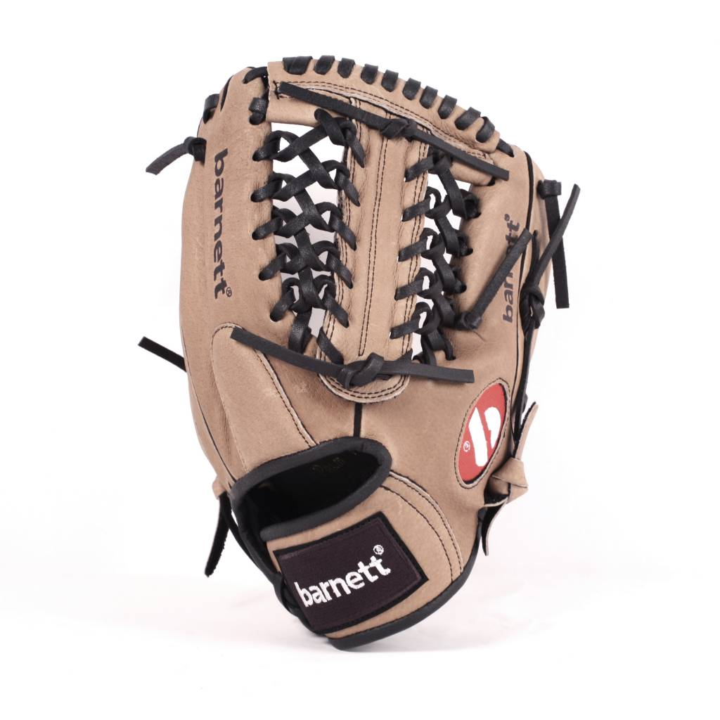 "barnett SL-110 Baseball gloves in leather infield/outfield size 11"", Brown"
