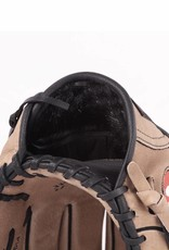 "SL-110 Baseball gloves in leather infield/outfield size 11"", Brown"