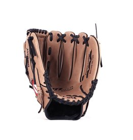 "barnett SL-120 Baseball gloves in leather infield/outfield, size 12"", brown"