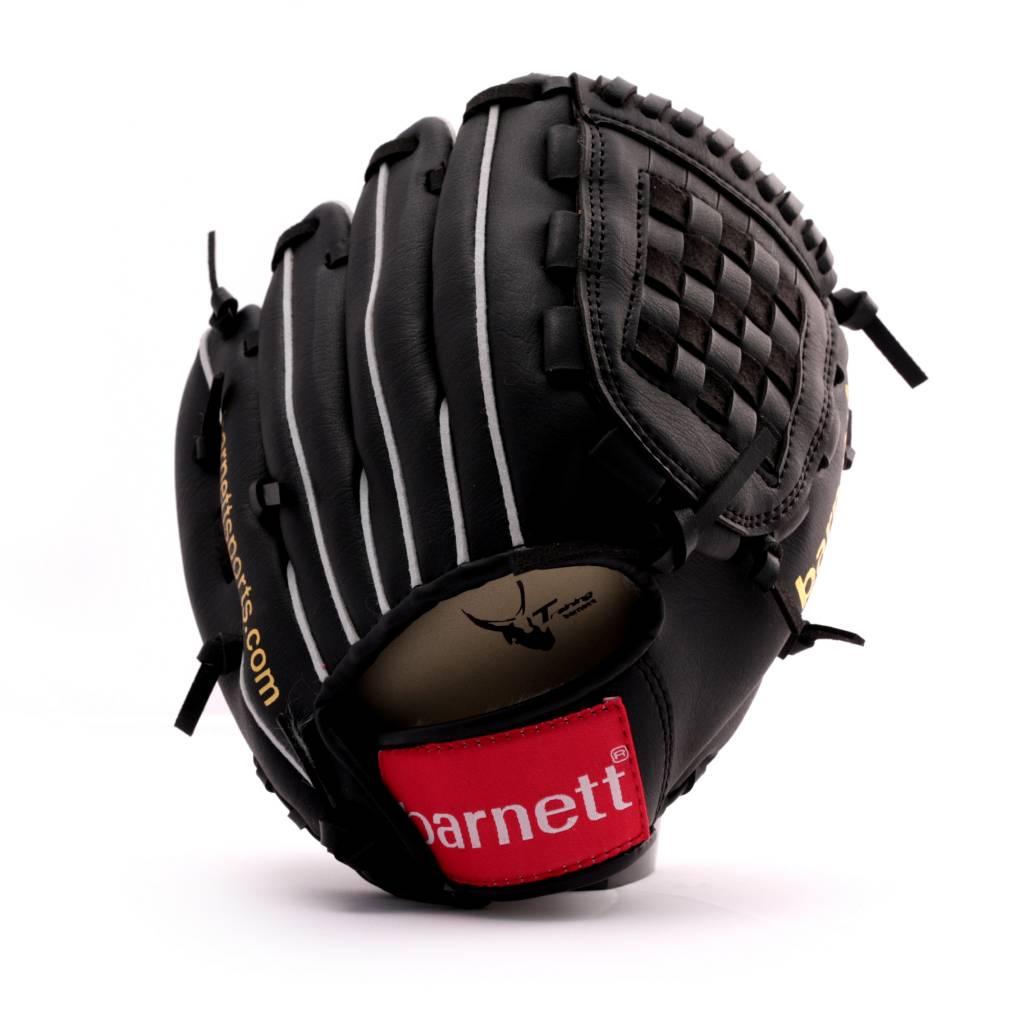 """barnett JL-102 Composite baseball glove, Infield, Size 10,25"""", Black"""