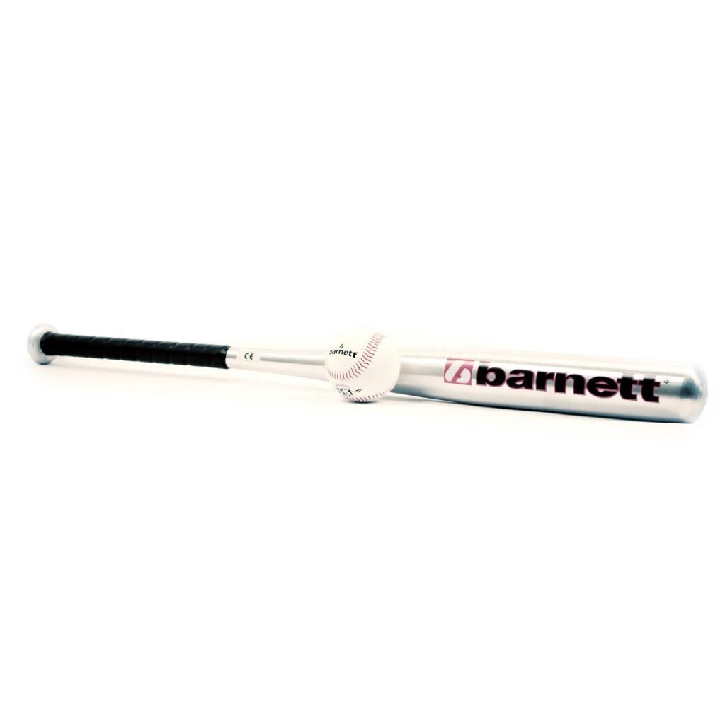"""barnett BBAL-1 Baseball Kit, Bat - Ball, Senior, Aluminum (BB-1 32"""", TS-1 9"""")"""